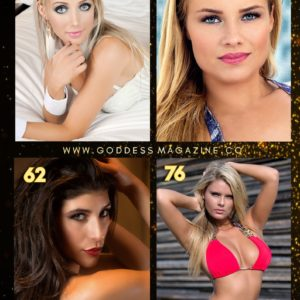 Goddess Magazine – June 2016 – Nicola Marie