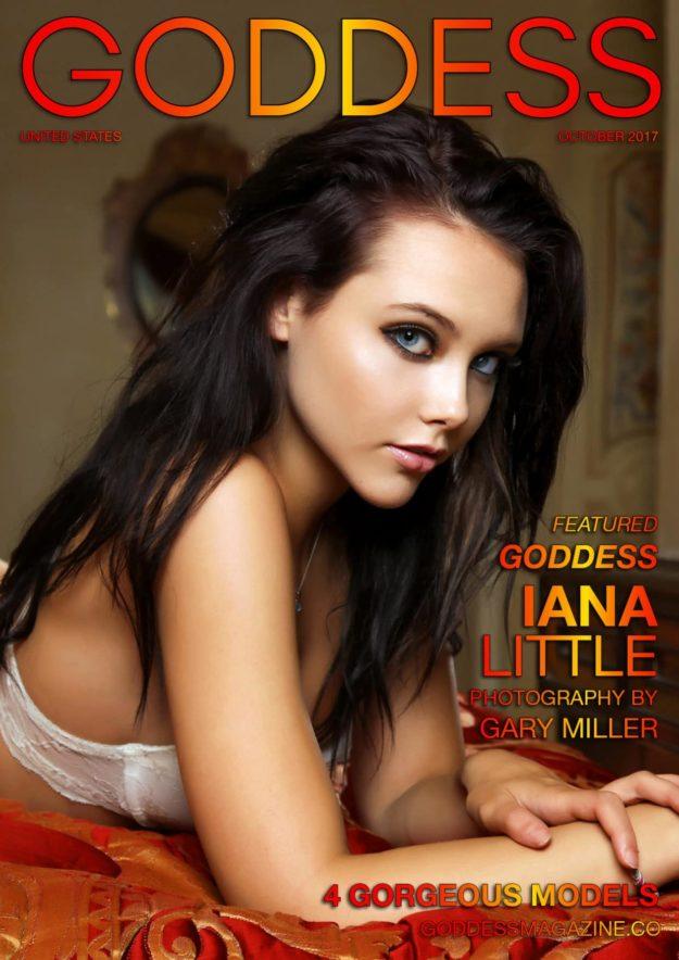 Goddess Magazine – October 2017 – Iana Little