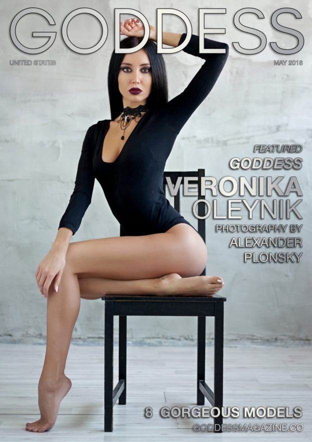 Goddess Magazine – May 2018 – Veronika Oleynik
