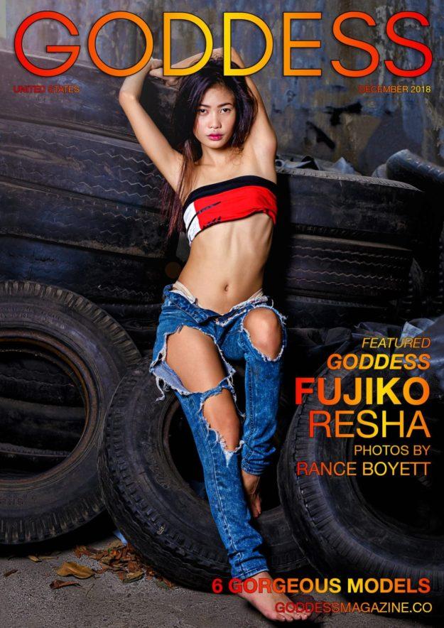 Goddess Magazine – December 2018 – Fujiko Resha
