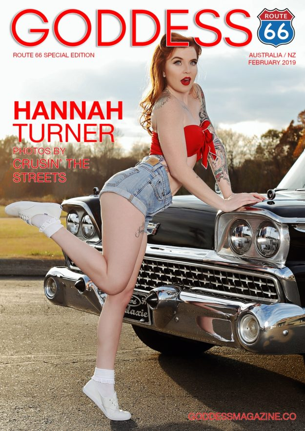 Goddess Route 66 – February 2019 – Hannah Turner