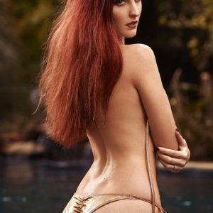 Goddess Magazine – July 2017 – Christie Romanowski