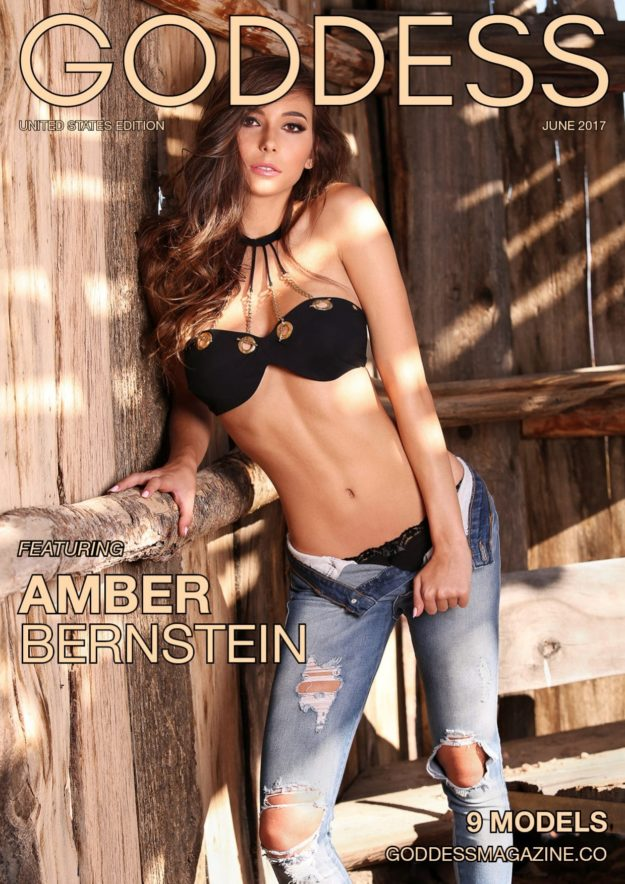 Goddess Magazine – June 2017 – Amber Bernstein