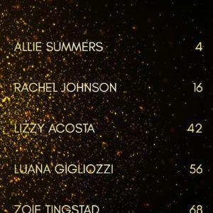 Goddess Magazine – September 2019 – Lizzy Acosta