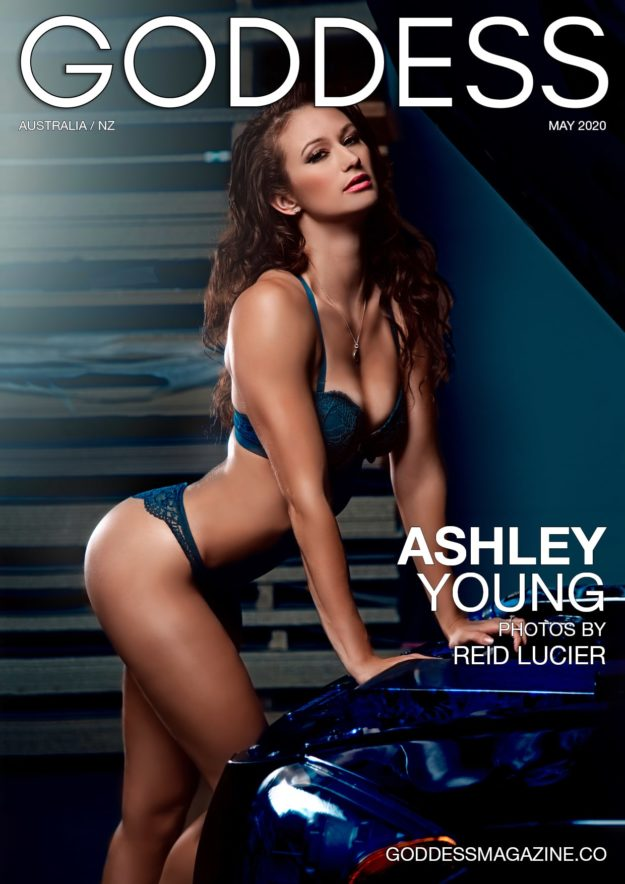 Goddess Magazine – May 2020 – Ashley Young