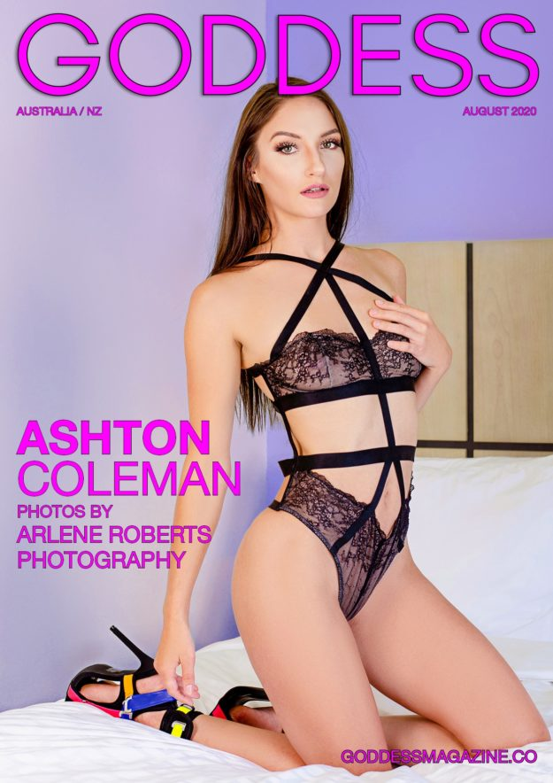 Goddess Magazine – August 2020 – Ashton Coleman